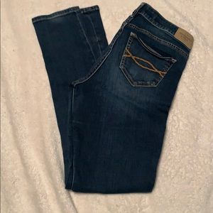 Abercrombie and Fitch skinnies